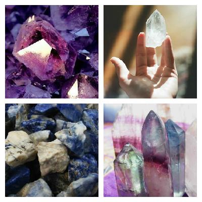 Магические свойства камней, сочетание для осознанных сновидений в ловце снов