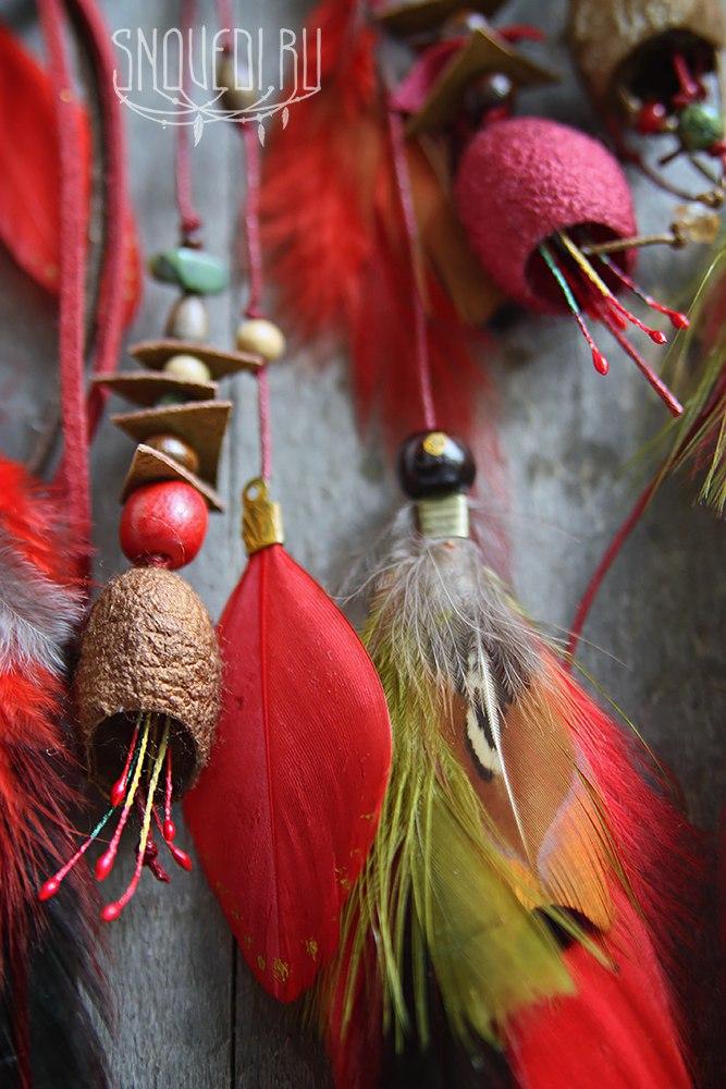 шаманский ловец снов